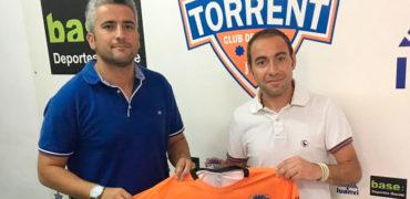 Santi Marin, renueva como técnico del Torrent CF