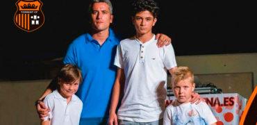Detalles con los Jugadores que el próximo año estarán en el Valencia CF
